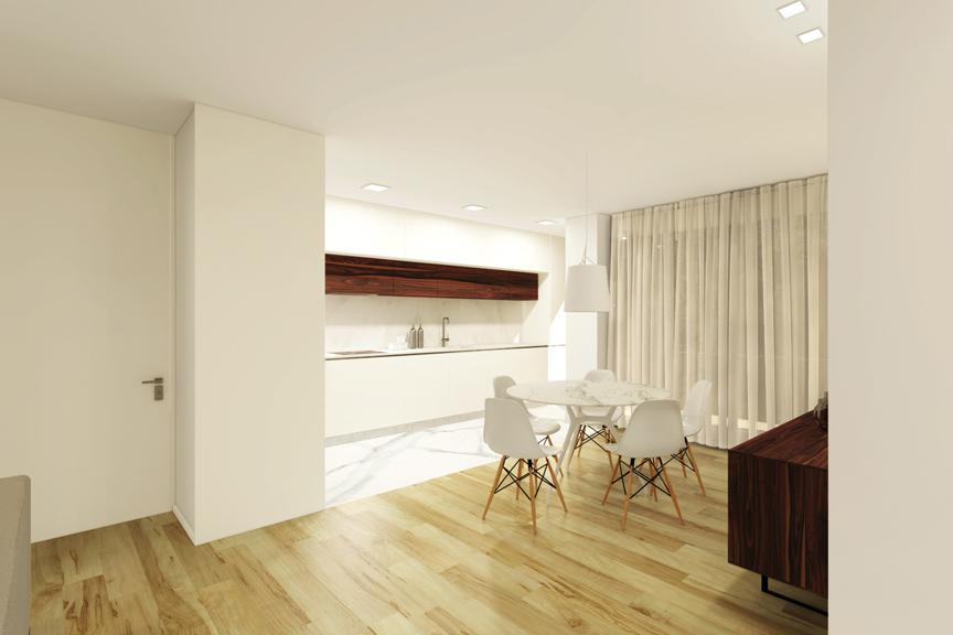 Sala cozinha T2 B
