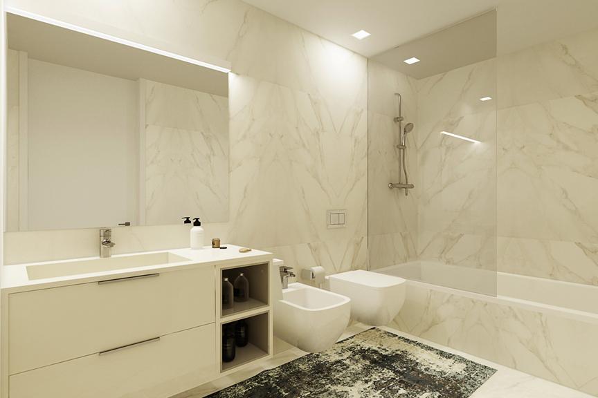 T3 A Casa de banho