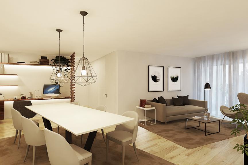 T3 D Sala de estar